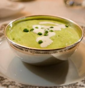 spring onion soup recipe