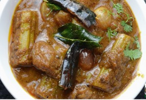 SHALLOTS CURRY- ULLI THEEYAL RECIPE