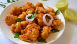tandoori gobi or gobi tikka
