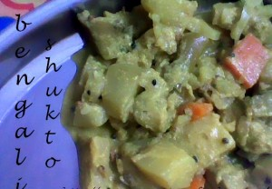 Shukto Recipe
