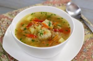 Cabbage soup (Shchi)