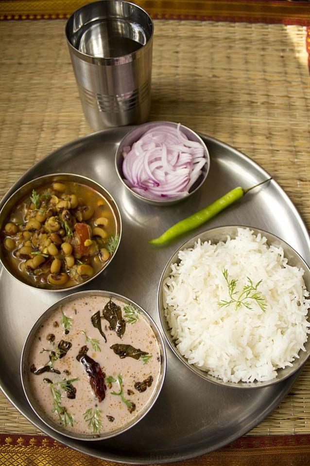 kokum curry or sol kadhi