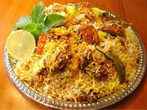 Chicken String Hopper Biryani (Idiyappam Biryani)