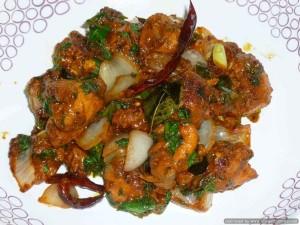 CST (Chennai Style Turkey) 65 Fry