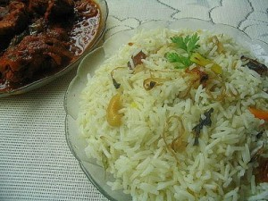 Flavoured Ghee Rice