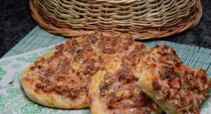 Keema Khameeri Roti