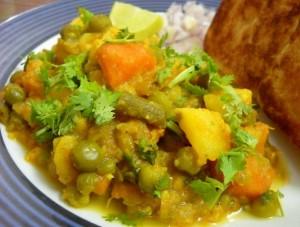Kada Pav Bhaji Recipe