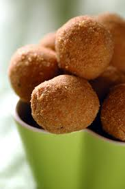 Poori Laddu(sweet)