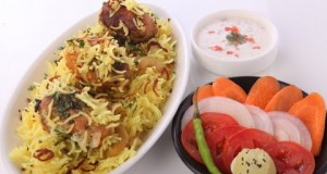 POTATO KOFTA BIRYANI