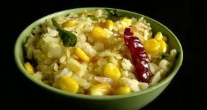 Corn Poha