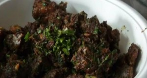 Lamb Pepper With Chironji
