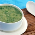 Lemon and Coriander Soup ( Vitamin C Rich)