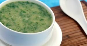 Lemon and Coriander Soup ( Vitamin C Rich)