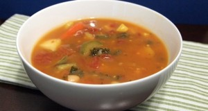 Chinese Veg Soup