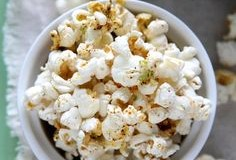 Chatpata Popcorn ( Tiffin Treats)