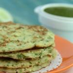 Cucumber Soya Pancake