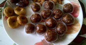 Dates and Dry Fruits Balls