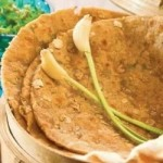 Garlic Rotis, Green Garlic Multigrain Roti