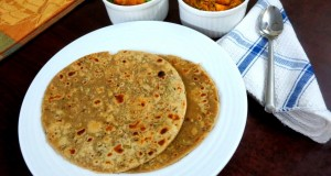 Kashmiri Roti ( Diabetic Recipe)