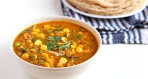 Makai Capsicum ( Gujarati Recipe)