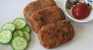 Mixed Veg Cutlets Recipe