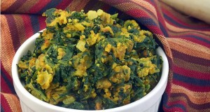 Mooli Subzi, Radish Dry Vegetable