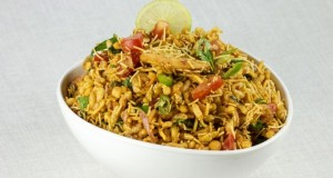 Oats and Poha Sukha Bhel