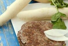 Radish Nachni Roti