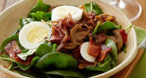 Yummy Spinach Salad